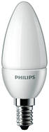 COREPRO5,5WE14 Philips CorePro LEDcandle 5,5W/827 E14 B35 Kerzen matt 470lm 76238600